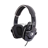 3 in 1 Gaming Headset for PS3/ 360/ PC (SA-922)