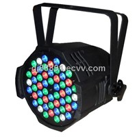 54pcs 3W RGBW LED Stage Par Light with DMX