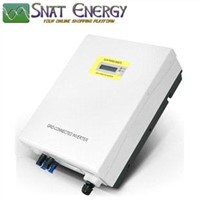 5.0KW outdoor inverter with IP65 single phase 2 MPPT channel
