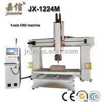 5 Axis CNC Router (JX-1224M)