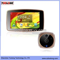5inch Digital Peephole Door Viewer for Home Security 2013 New Arrival