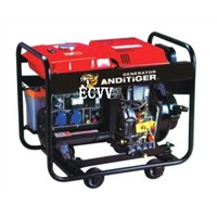 5kw Diesel Generator with CE Soncap(AD5800DCE-C)