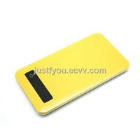 6000mAh High Quality Mobile Power Supply for iPhone Samsung HTC