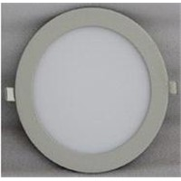 6inch led round panel down light 12w CE,ROHS