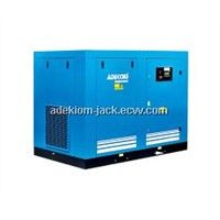75-132kW Rotary Screw Air Compressor Machinery