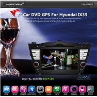 7''Car DVD GPS (DVB-T Optional)special for Hyundai Tucson/IX35(2009-2011)