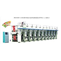 800.1100B High Speed Rotogravure Printing Machine