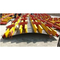 Adjustable Circular Formwork
