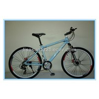 Aluminum Alloy Mountain bicycle