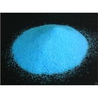 Anhydrous copper sulfate