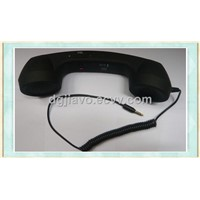 Anti-radiation retro mobile phone handset