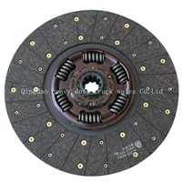 Auto parts Sinotruk truck parts AZ9114160020 CLUTCH DISC
