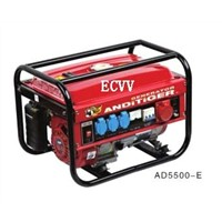 CE Certified Astra Korea 3 Phase 3kw Gasoline Generator