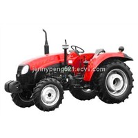 CHINA FARM MEACHINERY 804/60.3kw/1000r/min FARM TRACTOR/ROAD TRACTOR 80HP
