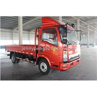 CHINA SINOTRUCK HOWO 4X2 Light Cargo Truck(Stake truck)