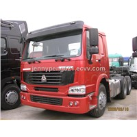 CHINA SINOTRUCK HOWO 6X4 TRACTOR HEAD 371 hp Euro II