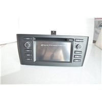 Car DVD w/BT/RDS/Ipod/GPS/V-CDC/POP(3G &DVR&DVB-T Option)-BMW 1 Series E81,E82,E88(2004-2012)