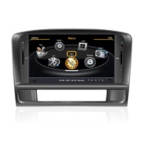 Car DVD w/BT/RDS/Ipod/GPS/V-CDC/POP(3G &DVR&DVB-T Option)-Buick EXCELLE (XT or GT)