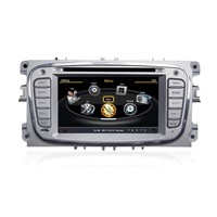 Car DVD w/BT/RDS/Ipod/GPS/V-CDC/POP(3G &DVR&DVB-T Option)-Ford Mondeo/Focus/S-MAX