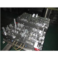 Car lens and lamp holder plastic injection mould