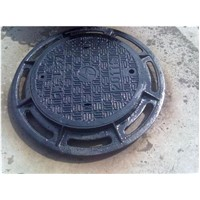 Cast Iron Manhole Cover/ Iron Drain Cover