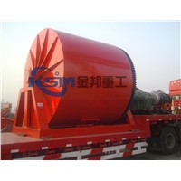Ceramic Ball Mill Machinery/Intermittent Ball Mill/Batch Type Ball Mill