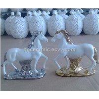 Ceramic Horse Trophy,Equestrian Trophies and Awards