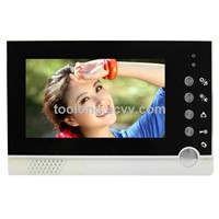 Cheapest 2013 New 7inch Video Intercom Door Entry System