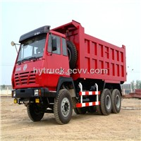 China supplier Shacman 6x4 o long dumper