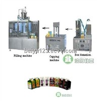 Cleaning Solution Filling Sealing Machine (BW-1000-2)