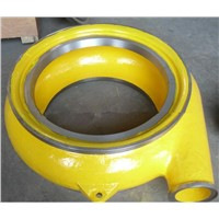 Cover Plate Liner of Slurry Pump 10/8E-M
