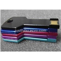 Custom Key Shape 512M/1G/2G/4G  USB Disk Flash Memory Drive