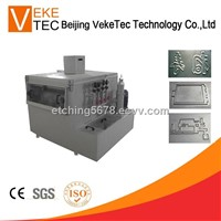 Cutting dies etching machine