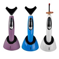 Dental Wireless Cordless LED Curing Light Lamp