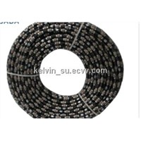 Diamond wire for marble Quarries