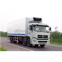 Dongfeng Refrigerated Truck, cargo truck