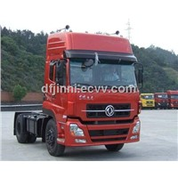 Dongfeng Tractor Truck DFL4181A1, Heavy duty truck, cargo truck
