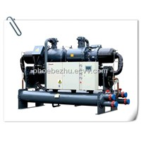Double Screw Water Cooled Chiller
