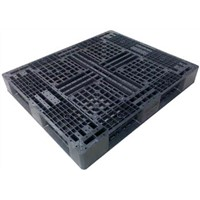 Double-deck pallet mould