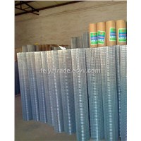 ELECTOR GALVANIZED WELDED WIRE MESH