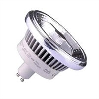 ES111 LED GU10 Lamps Dimming 10w 15w COB reflector AR111 bulbs Dimmable
