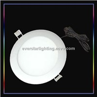 ESDO-4B 4W Round Aluminum Decorative Flat Panel LED Light