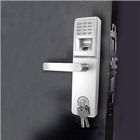 Electronic Password Fingerprint Lock  LA801