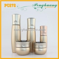 Elegant 30ml/50ml lotion glass bottles