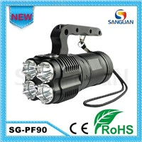 Emergency Aluminum New Portable Led Flashlight (PF90)
