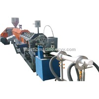 FLY-75 EPE foam pipe extrusion machine