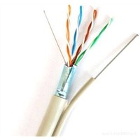 Lan cable FTP cat5e with messeger