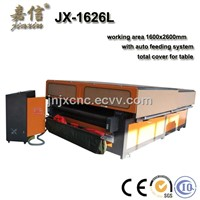 JIAXIN Fabric Laser Carving Machine (JX-1626L)