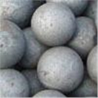 Forging steel grinding ball -50mm