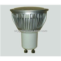 GU10 7W Dimmable COB LED Spotlight
